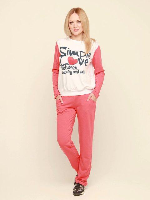 Костюм: джемпер і штани MOONLIGHT 3710841