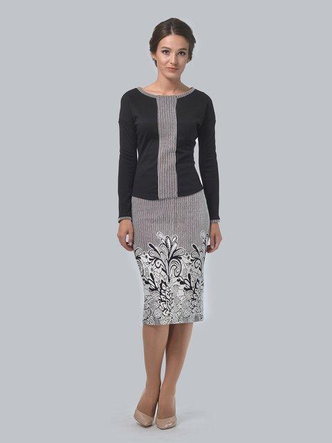 Комплект: джемпер и юбка LILA KASS 3713379