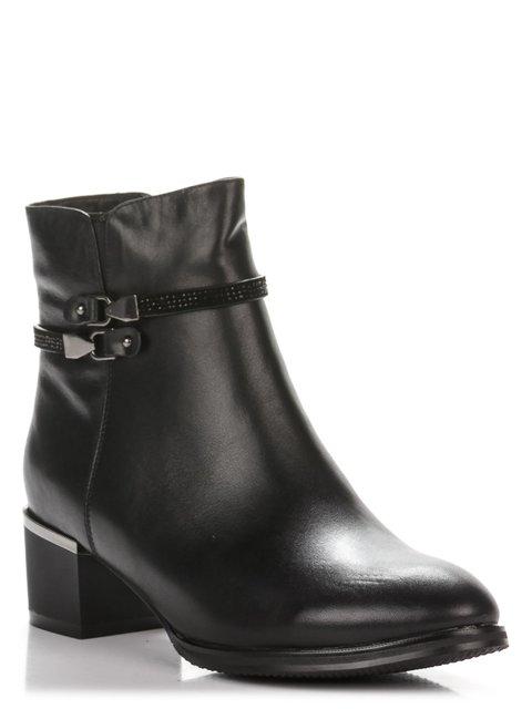 Черевики чорні Blizzarini 3683050