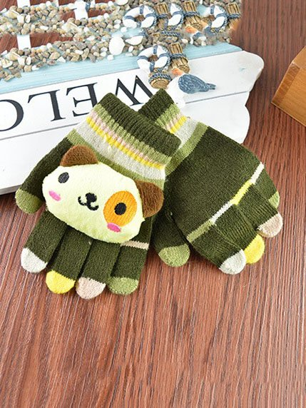 Рукавички зелені Top Baby 3717181