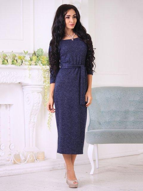 Сукня темно-синя Laura Bettini 3723619