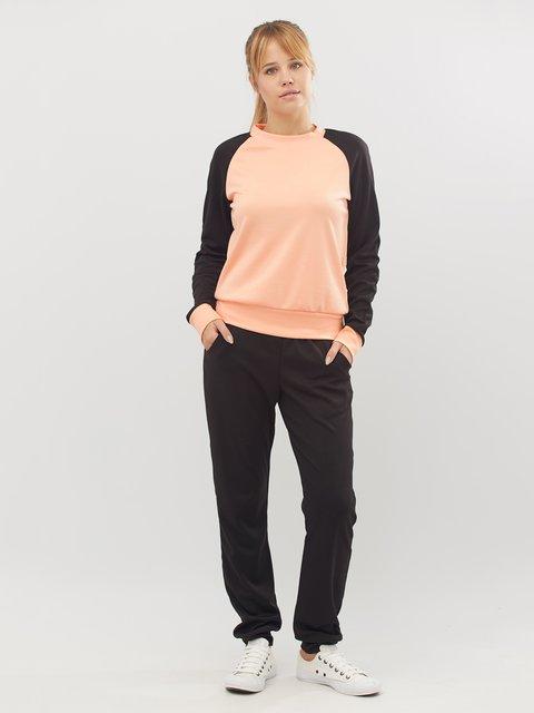 Костюм: свитшот и брюки CRISS 3724007