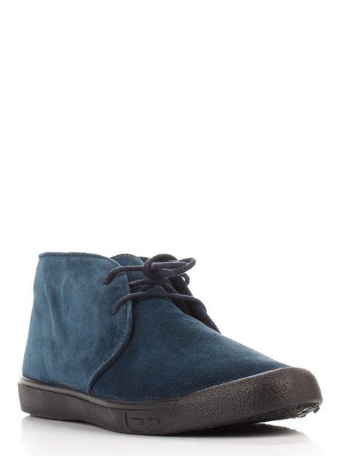 Туфлі сині Barker 3687021
