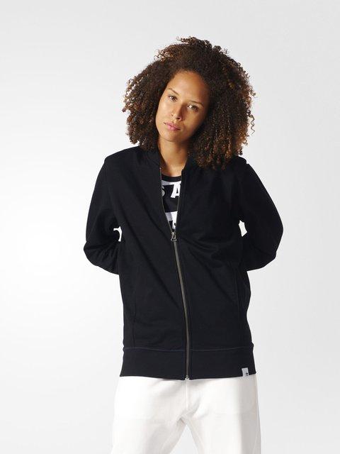 Кофта черная Adidas 3711738