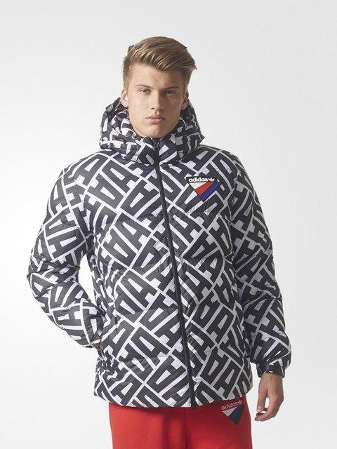 Куртка в принт Adidas 3711895