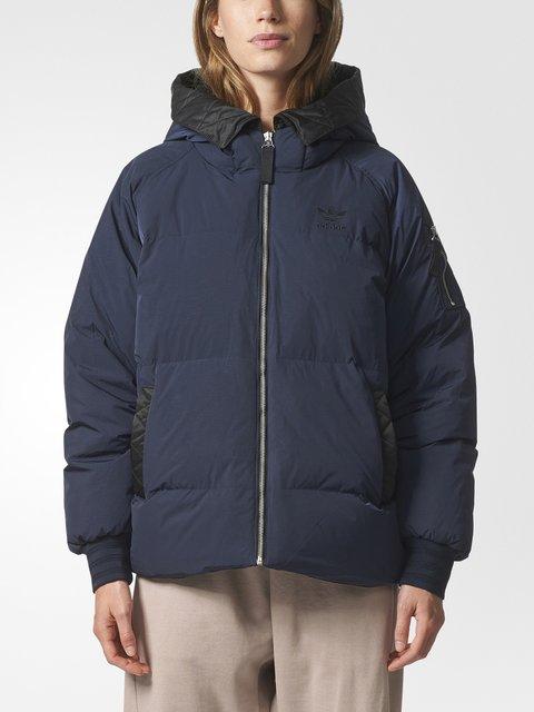 Куртка синяя Adidas 3711613