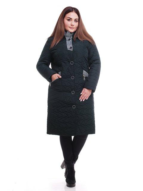 Пальто чорничного кольору WELLTRE 3726726