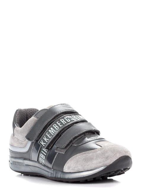 Кросівки сірі Bikkembergs 3687104