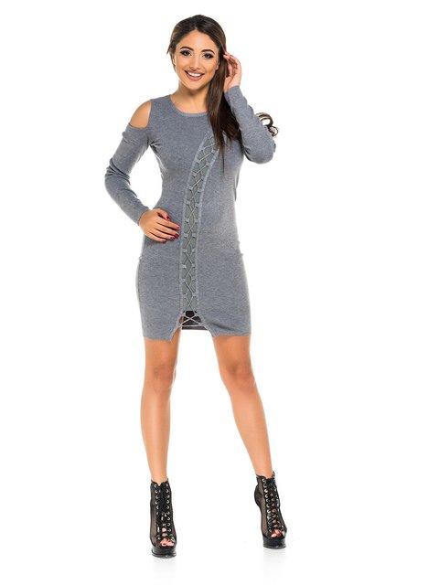 Сукня сіра Magnet 3734759
