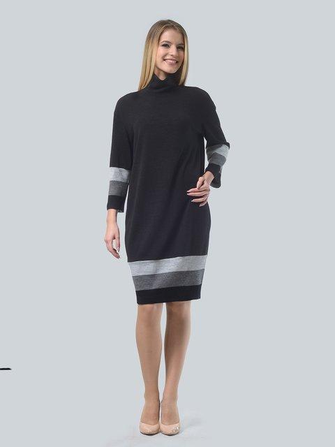 Платье черное LILA KASS 3735983