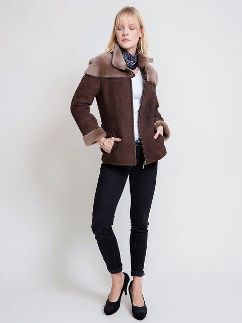 Куртка коричневая Giorgio Valenti 3740605
