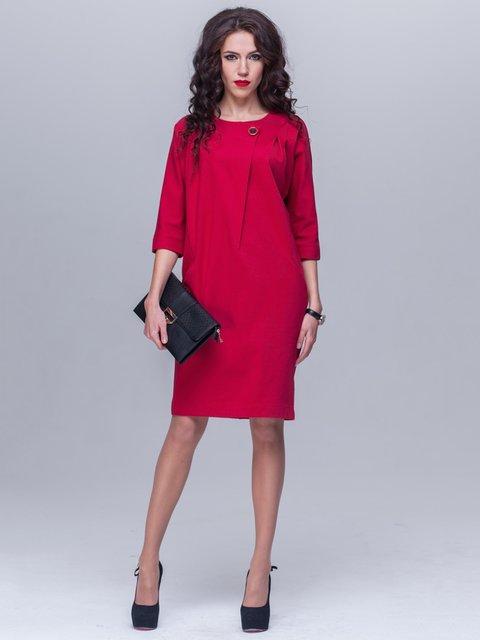 Платье красное Jet 3551479