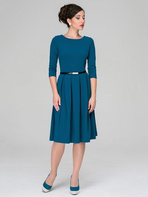 Платье бирюзовое Jet 3598873