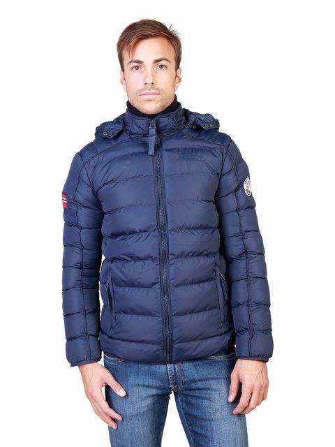 Куртка синя Geographical Norway 3747379