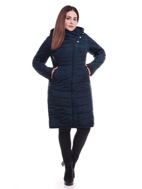 Пальто смарагдового кольору WELLTRE 3752140