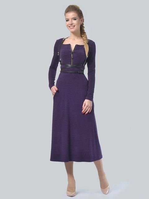Платье фиолетовое LILA KASS 3750706