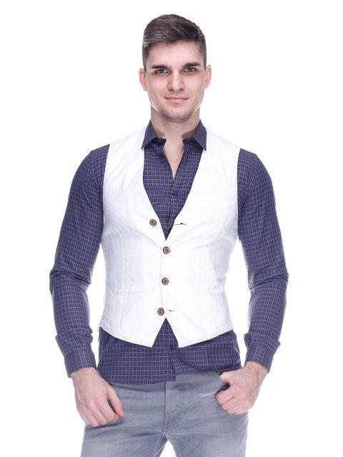 Жилет білий Zara 3200933