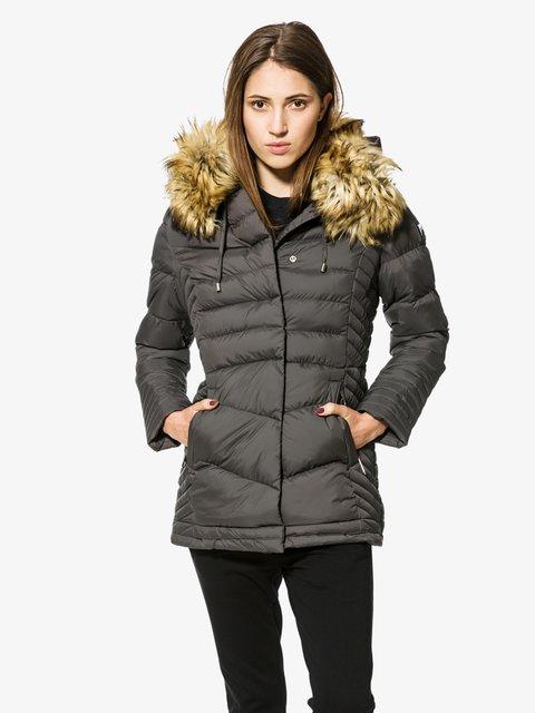Куртка сіра Feewear 3754525