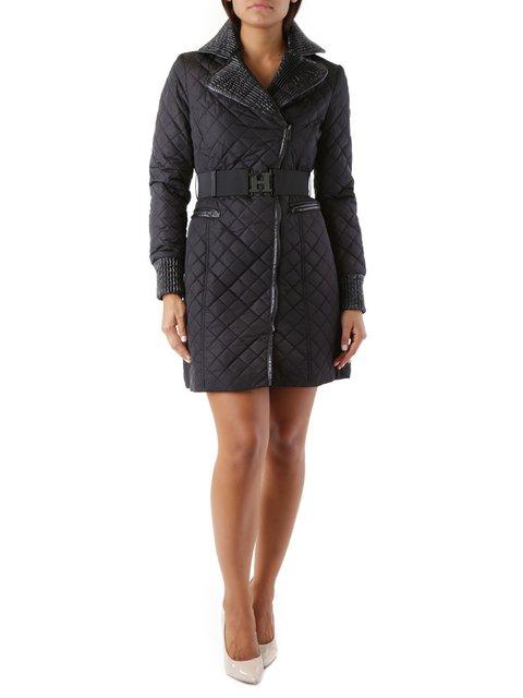 Пальто чорне Husky 3755812