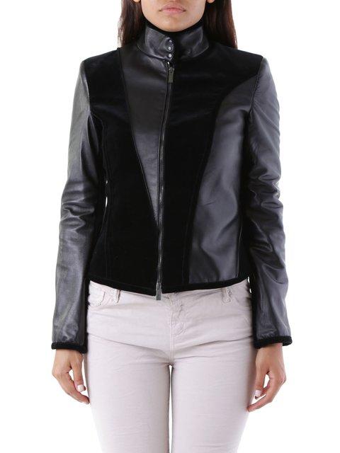 Куртка черная Maria Intscher 3756066