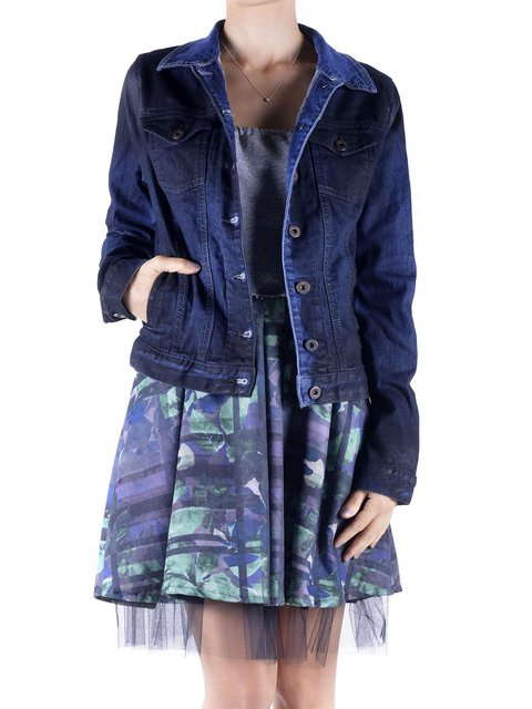 Куртка темно-синя 525 3756630