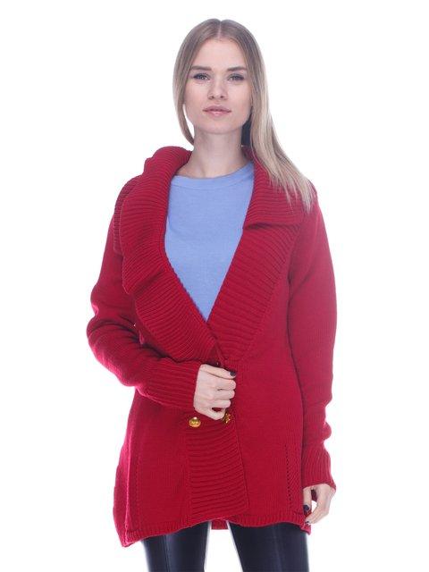 Кардиган красный Marta Palmieri 3752027