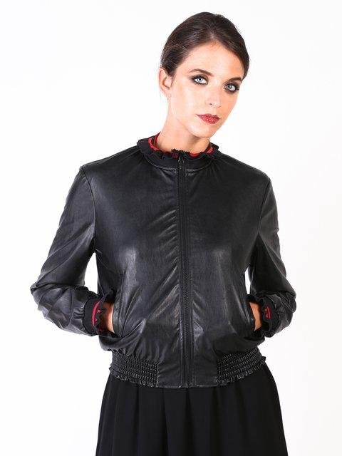 Куртка чорна Pinko 3748783