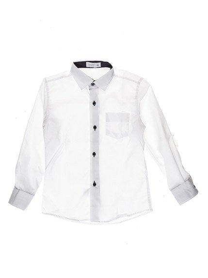Рубашка белая Lakids 3461105
