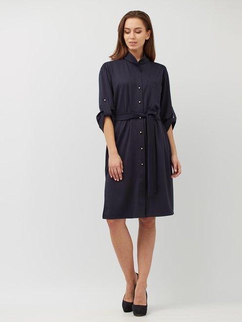 Платье синее Alana 3766064