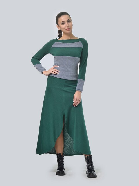 Комплект: джемпер и юбка AGATA WEBERS 3744432