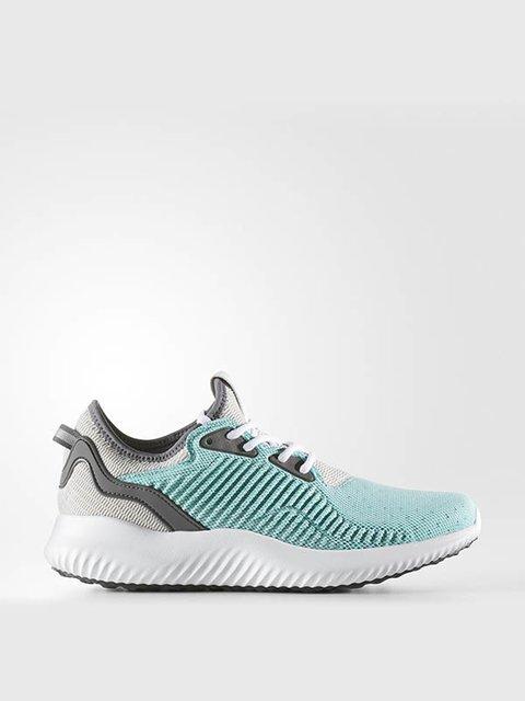 Кроссовки голубые Adidas 3748123