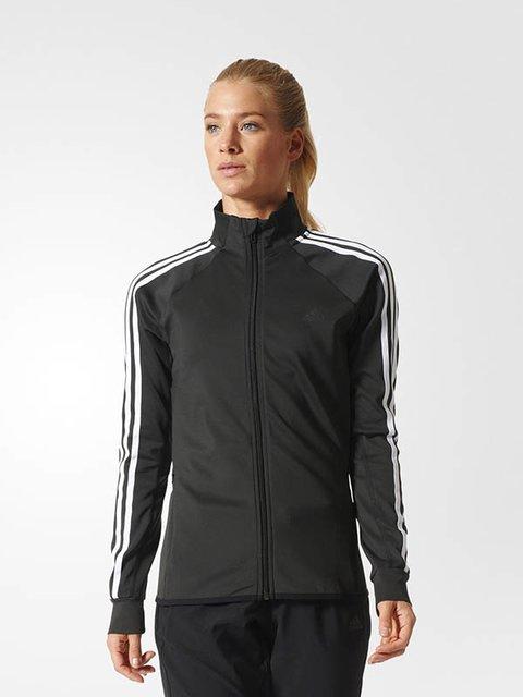 Кофта чорна Adidas 3748354