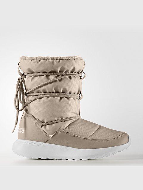 Полусапожки бежевые Adidas 3748427