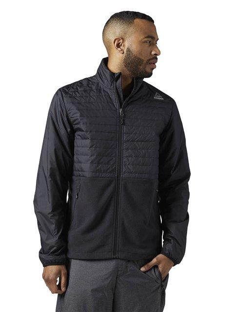 Куртка черная Reebok 3522808