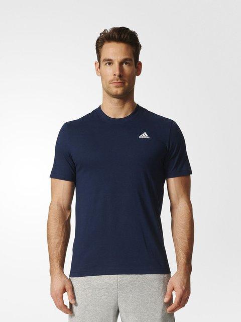 Футболка синяя Adidas 3748169