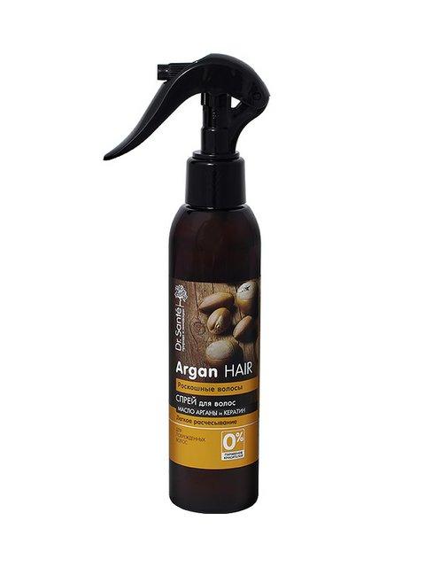 Спрей для поврежденных волос Argan Hair (150 мл) Dr.Sante 1653767