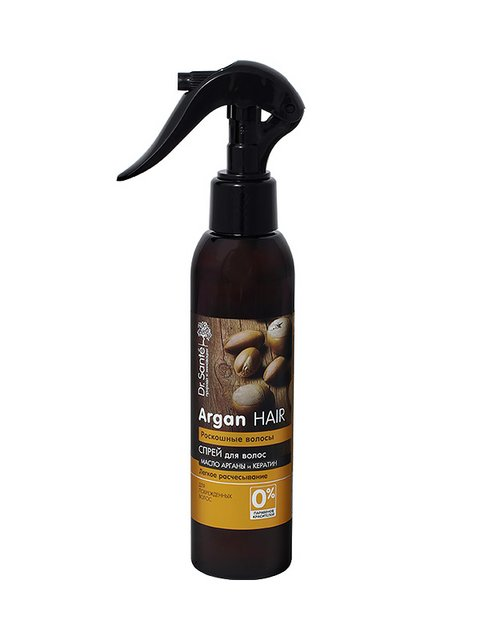 Спрей для пошкодженого волосся Argan Hair (150 мл) Dr.Sante 1653767