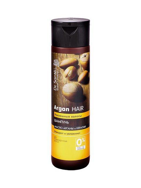 Шампунь для поврежденных волос Argan Hair (250 мл) Dr.Sante 1653768