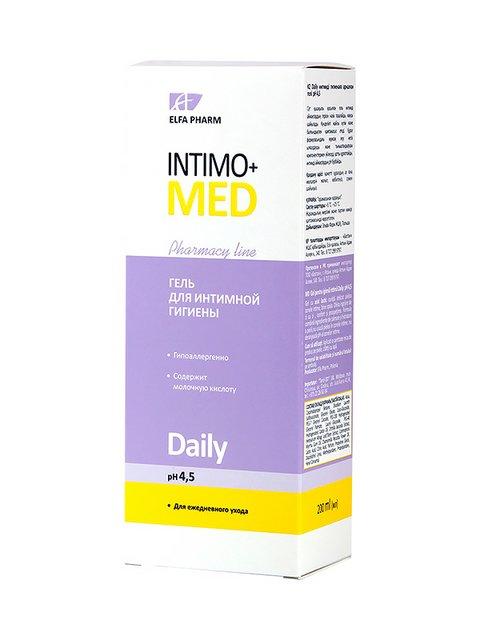 Гель для інтимної гігієни Daily (200 мл) ELFA PHARM 2745568