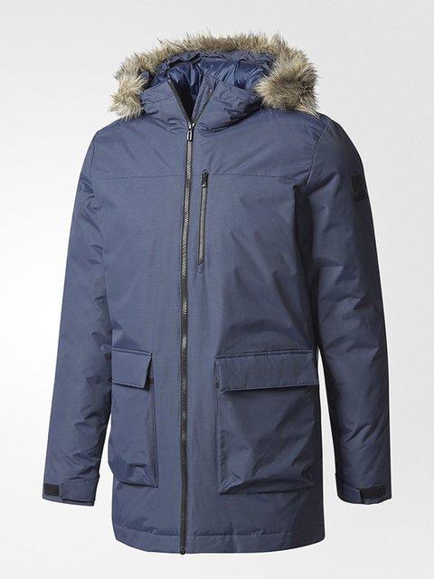 Куртка синяя Adidas 3748211
