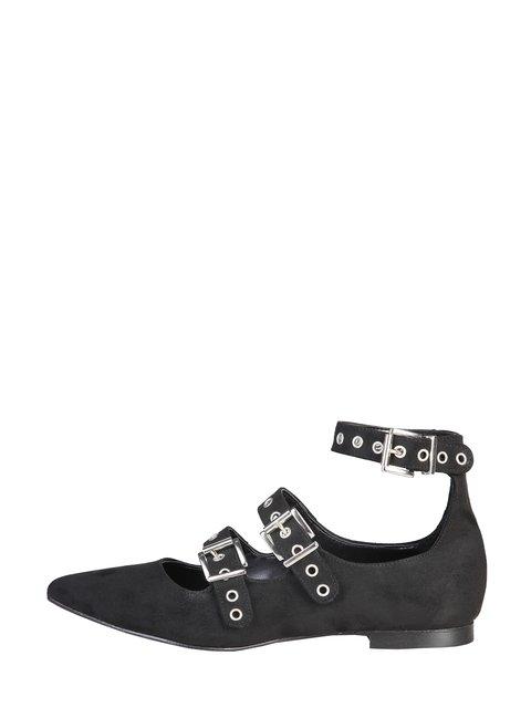 Туфлі чорні Made in Italia 3773930