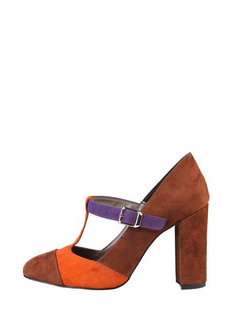 Туфлі коричневі Made in Italia 3774115