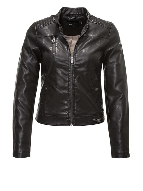 Куртка чорна Vero Moda 3777528