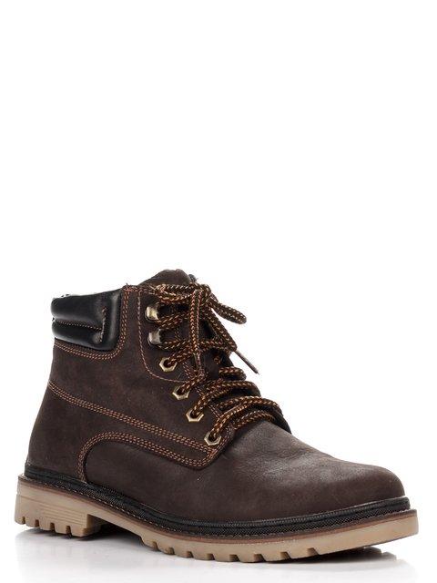 Ботинки коричневые Konors 3773518