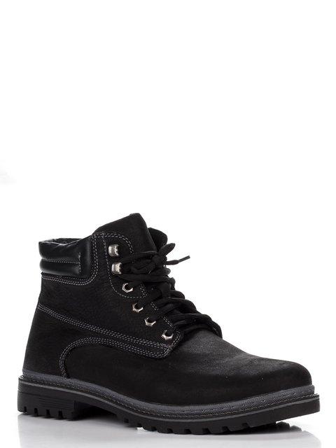 Ботинки черные Konors 3773522