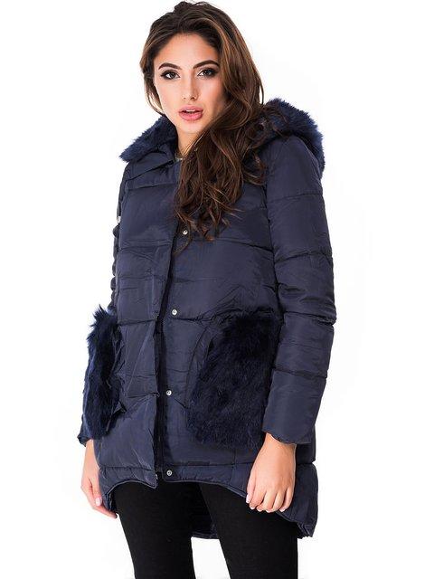 Куртка синя Magnet 3777857