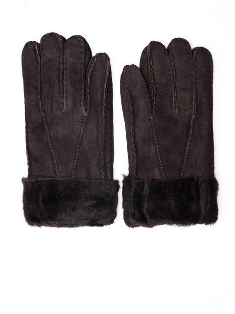 Перчатки темно-коричневые Magnet 3777926