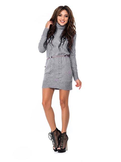Платье серое Magnet 3688272