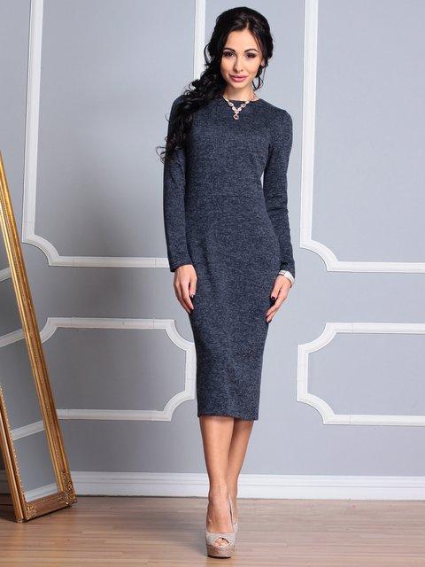 Сукня темно-синя Laura Bettini 3779779