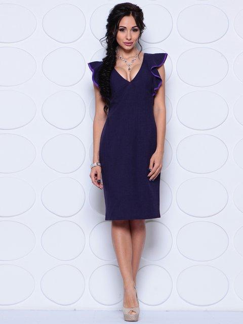 Сукня темно-фіолетова Laura Bettini 3779785